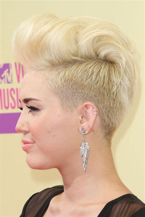 views of miley cyrus hair cut miley cyrus hair steal her style page 3