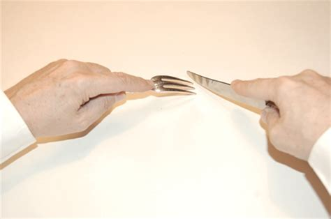 what s with the way we use forks and knives at the table cotw make the right impression table manners
