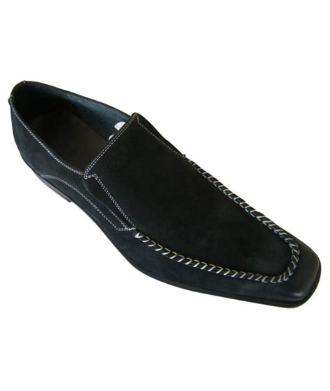 buy zota black slip on shoe g871 13 blk free shipping
