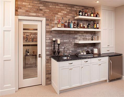 Small Bar Cabinet Ideas 20 Small Home Bar Ideas And Space Savvy Designs