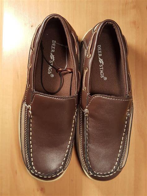 deer stags comfort footwear deer stags comfort footwear size 5m brown and 50 similar items