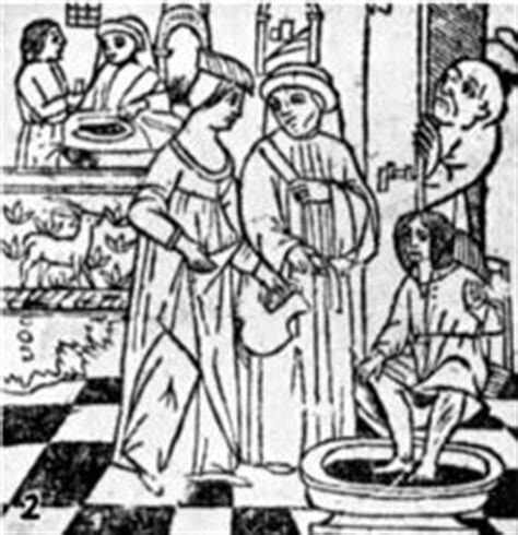 medieval hair grooming habits the smell of the middle ages by jacquelyn hodson
