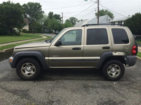 2004 Jeep Liberty Sport Problems Find Used 2004 Jeep Liberty Renegade Sport Utility 4 Door
