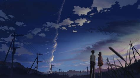 anime wallpaper hd for zenfone 5 5 centimeters per second wallpapers wallpaper cave