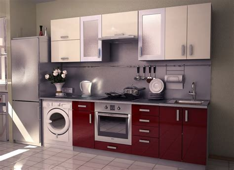 kitchen furniture and interior design innovative small modular kitchen decor inspirations