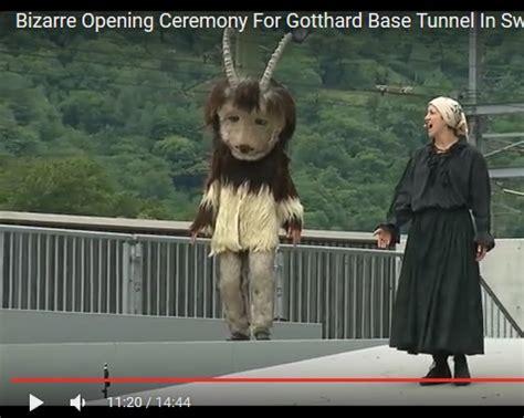 satanic rituals open switzerland s gotthard base tunnel conspiracy theories