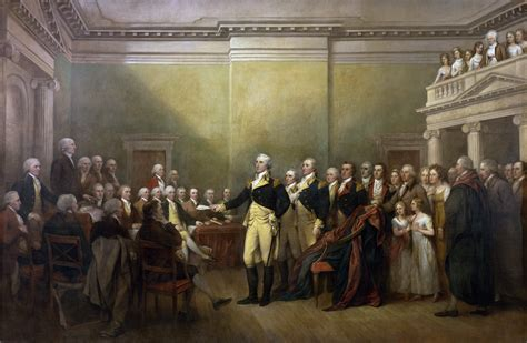 why did george washington create the cabinet pinturas de john trumbull artes humor de mulher