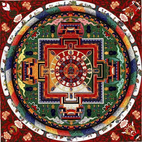 imagenes mandalas tibetanos mandalas tibetanos una creaci 243 n de paz y armonia