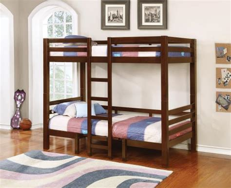 convertible loft bed coaster twin twin convertible loft bed