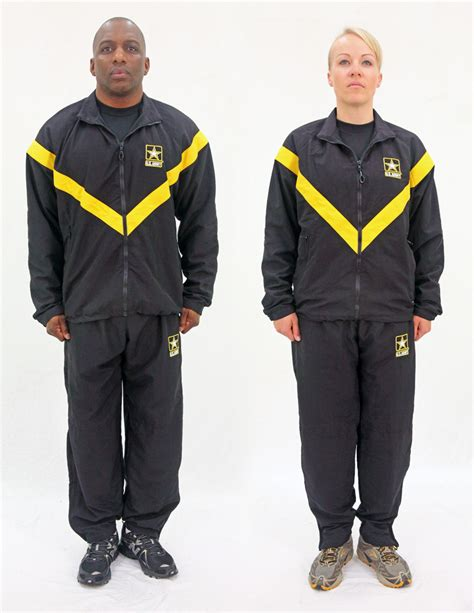 Ako Jaket Yellow 11 0229 new physical fitness uniforms to debut next year nco journal