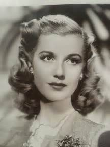 1940s hairstyles models picture