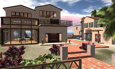 lifestyle homes galland homes second life