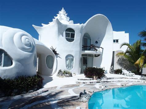 shell house isla airbnb vivienda casas de cuento de hadas las viviendas que parecen sacadas mundo de la