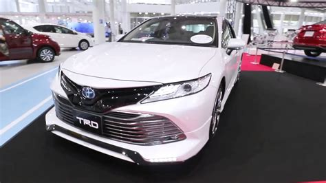 toyota camry trd 2018 toyota camry trd package walkaround