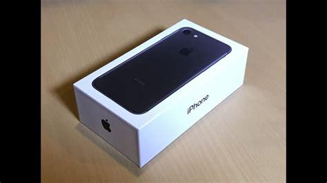 Iphone 7plus Black Matte 128gb unboxing the brand new iphone 7 128gb matte black
