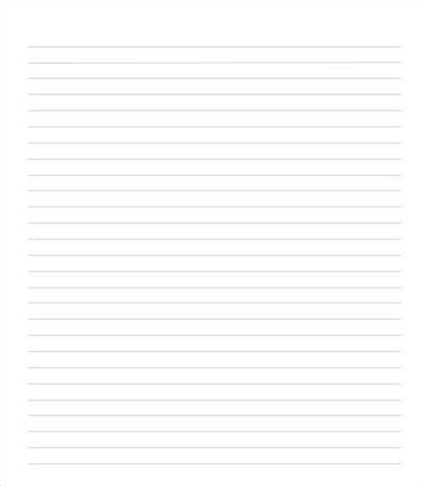 college ruled lined paper template college ruled paper template 6 free pdf documents