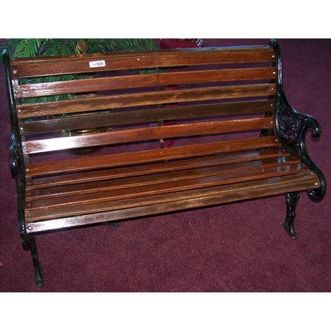 antique park bench how to restore an antique park bench park tool