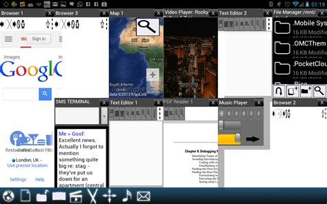 split screen app for android split view multi screen tablet android apps on play