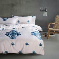 Egyptian Cotton King Size Duvet Set Aliexpress Com Buy Luxury Egyptian Cotton Bedding Sets