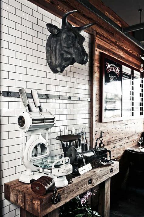 steak house interior design restaurant industrial and unique on pinterest