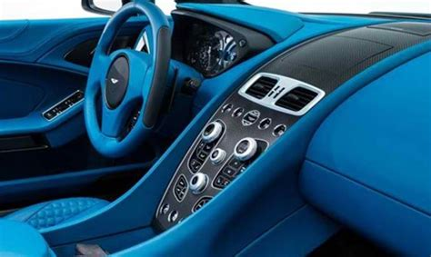 aston martin inside 2014 aston martin vanquish volante review pictures price