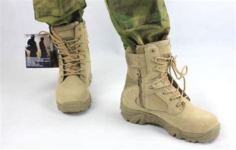 Sepatu Delta Tni delta boots gurun 187 www ramadistro pusat penjualan dan suplier perlengkapan militer tni