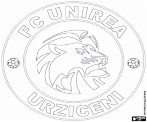 desenhos de escudos dos clubes de futebol europa para colorir jogos de pintar e imprimir 5