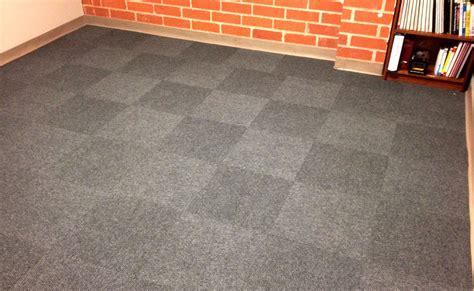 Carpet Tile Installation Hobnail Carpet Tiles Easy Install Residential Carpet Tile