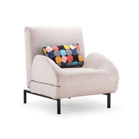Foldable Sleeper Chair by Foldable Sleeper Chair In Gray