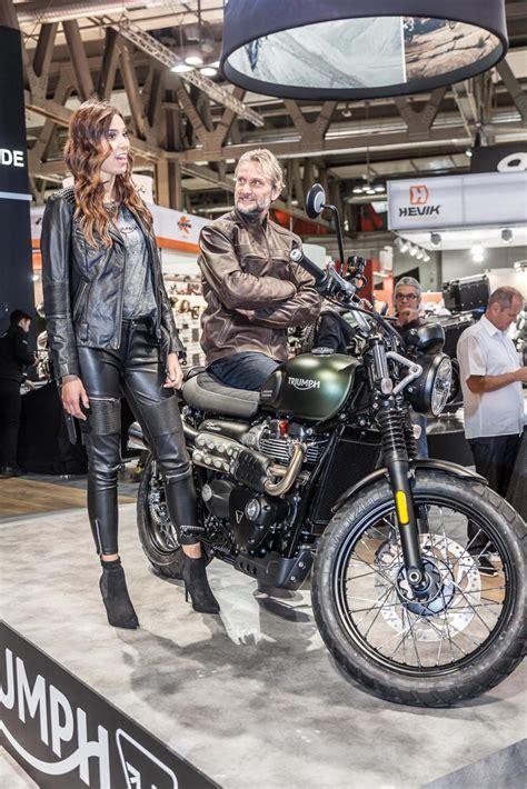 Motorrad Triumph Street Scrambler by Triumph Street Scrambler 2017 Motorrad Fotos Motorrad Bilder