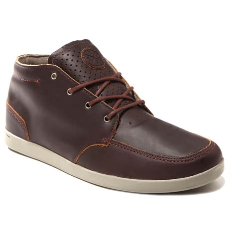 reef shoes reef spiniker mid shoes evo outlet