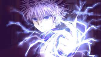 Flowers For Mother S Day Killua Zoldyck Hd Wallpaper Animation Wallpapers
