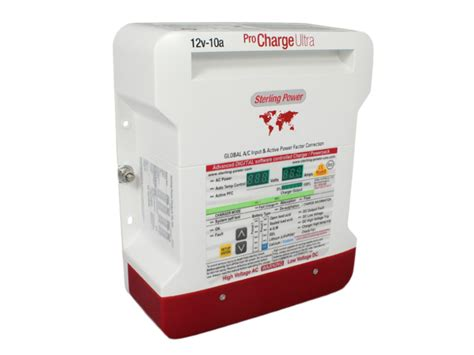 Adaptorpowersuply 10 A 12 Volt sterling pro charge ultra battery charger 12v 10a 12