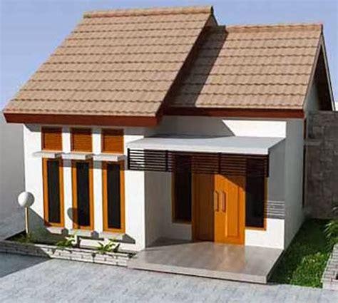 desain bentuk depan rumah tak depan rumah minimalis 1 lantai mungil desain