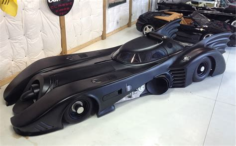 Batmobile For Sale by Batmobile Replica Currently For Sale On Ebay Gm Authority