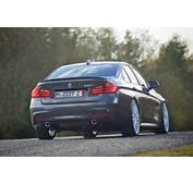 2012 BMW 335i Sedan  Projects H&ampR Special Springs LP