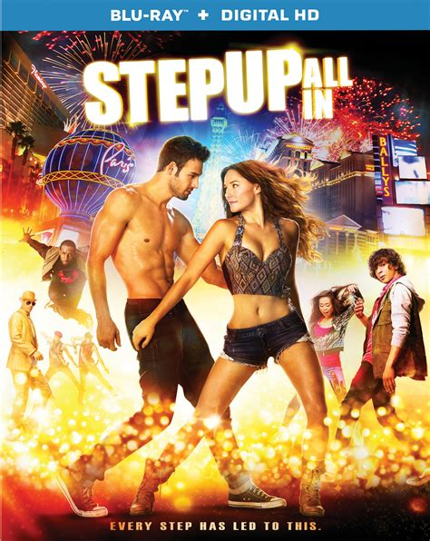 film step up all in step up all in blu ray