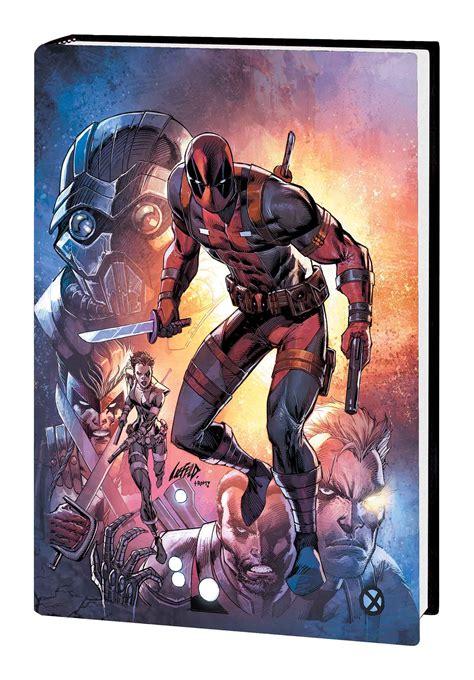 deadpool by daniel way omnibus 2 mekanik strip marvel february 2017 solicitations gallery superherohype