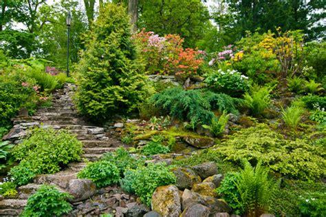 terrassement n co jardin en pente des id 233 es d am 233 nagement les jardins du