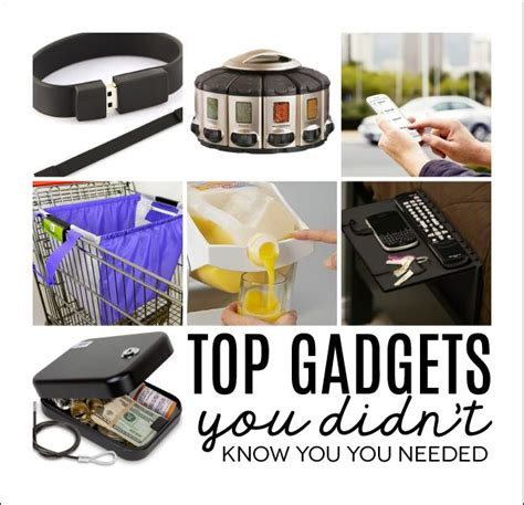Kitchen Gadgets You Didn T You Needed by 25 Best Ideas About Top Gadgets On Gadgets