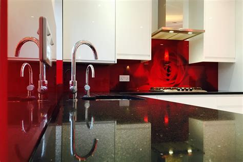 Made to Measure Glass Splashbacks   Coloured Glass   Glass