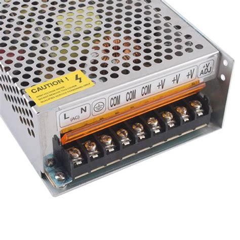 alimentatore stabilizzato 12v 10a alimentatore trasformatore stabilizzato ac 110 220v dc 12v