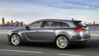 Opel Insignia Parts Opel Insignia Ecoflex Technical Details History Photos