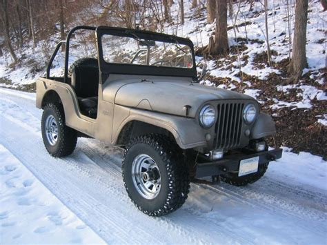 1965 Jeep Cj5 1965 Jeep Cj5 Photos Informations Articles Bestcarmag