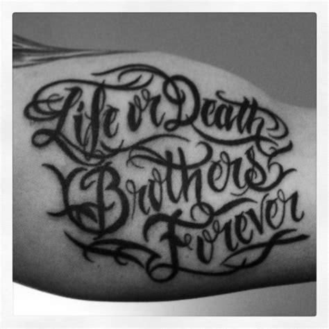 brothers tat inked pinterest
