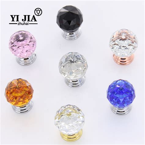 decorative knobs and pulls decorative kitchen drawer pulls and knobs yijia crystal