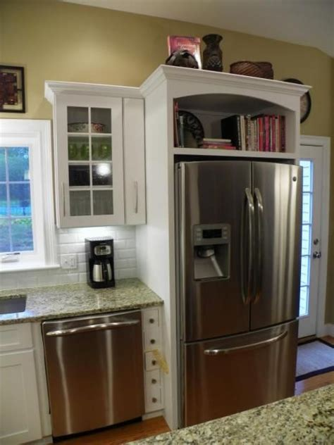 above kitchen cabinet storage ideas best 25 refrigerator cabinet ideas on spice