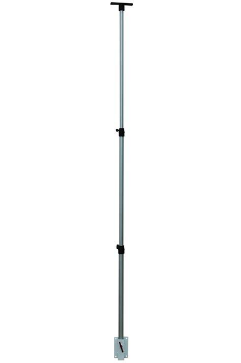 adjustable height light pole larson electronics releases adjustable equipment mounting