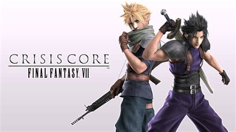 film final fantasy vii crisis core crisis core final fantasy vii lutris