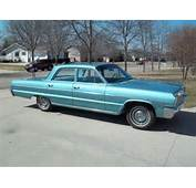 1964 Chevrolet Bel Air  Overview CarGurus